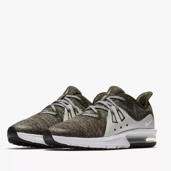 ee1d3563b76f7c NEW NIB Nike Air Max Sequent Running Shoe